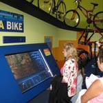 Build A Bike at the CT Science Center