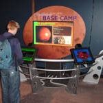 Mars exhibits for Space: A Journey to Our Future